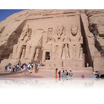 ヌビア遺跡 Nubian Monuments from Abu Simbel to Philae
